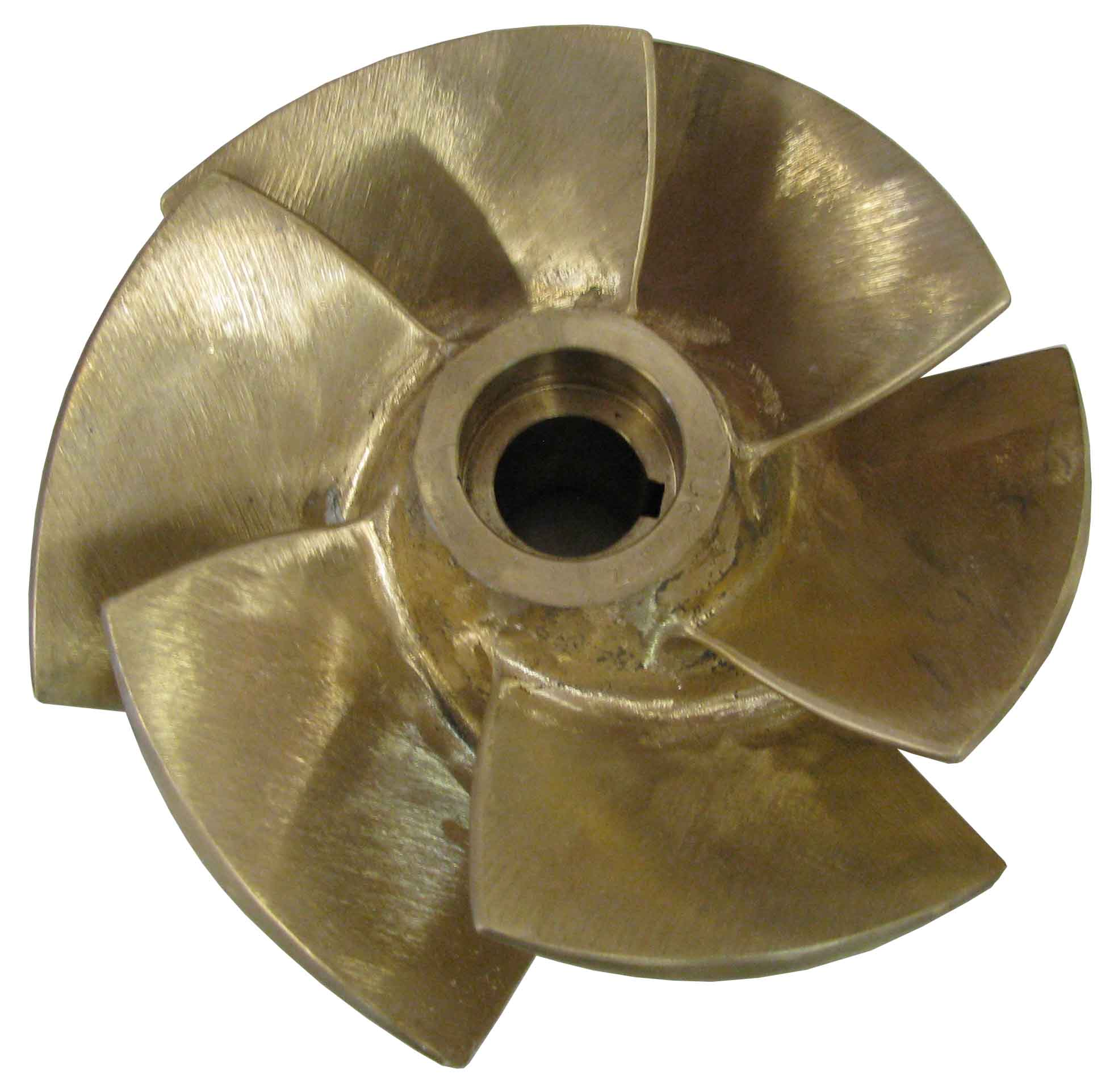 Axial Flow Impeller : Impeller hydratechpumps